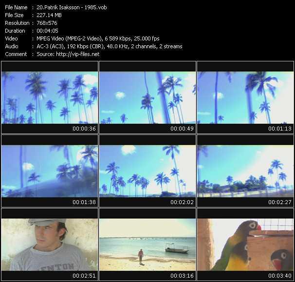 video 1985 screen