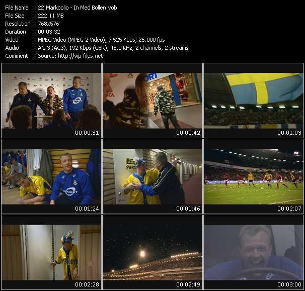 video In Med Bollen screen