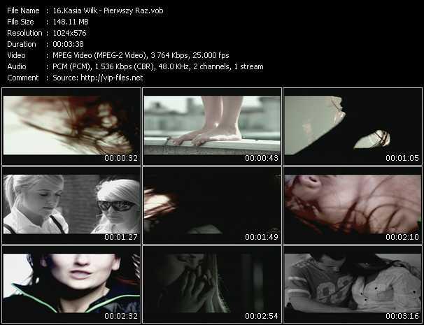 video Pierwszy Raz screen