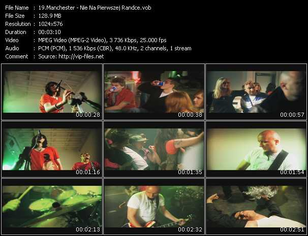 download Manchester « Nie Na Pierwszej Randce » video vob