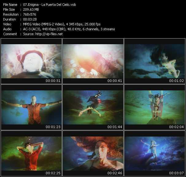 video La Puerta Del Cielo screen
