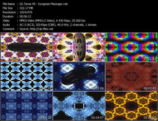 video Synapsen Massage screen