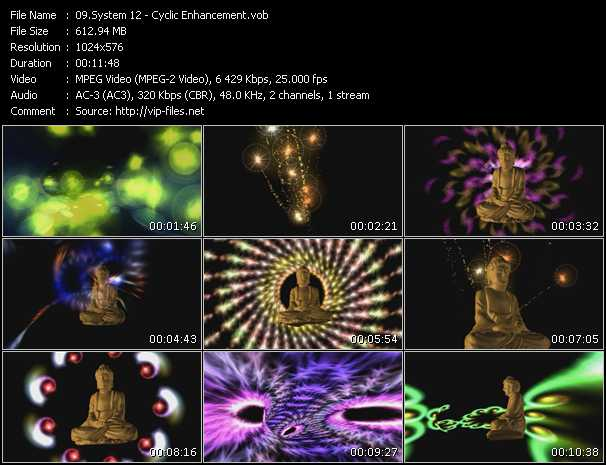 download System 12 « Cyclic Enhancement » video vob
