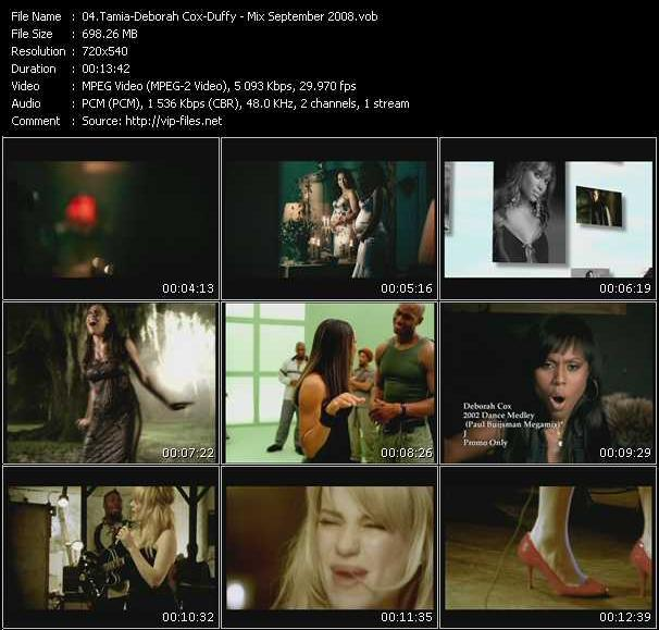 video Me (Rosabel's Anthem Vocal Mix) - 2002 Dance Medley (Paul Buijsman Megamix) - Mercy (Gareth Wyn Remix Edit) screen