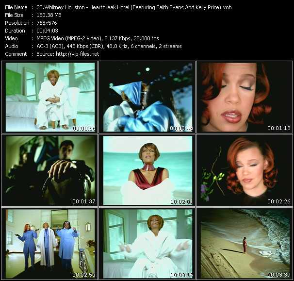 video Heartbreak Hotel (Featuring Faith Evans And Kelly Price) screen