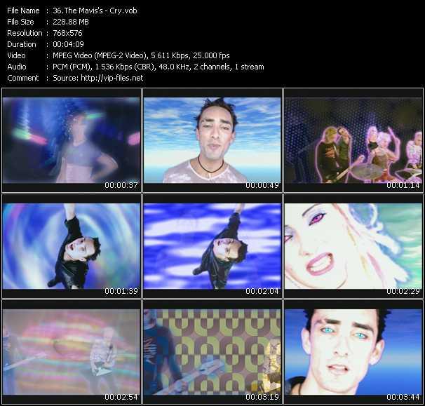download Mavis's « Cry » video vob