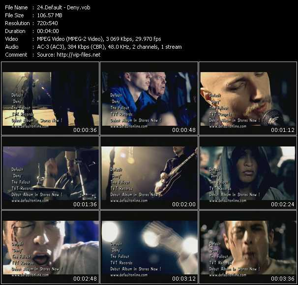 download Default « Deny » video vob