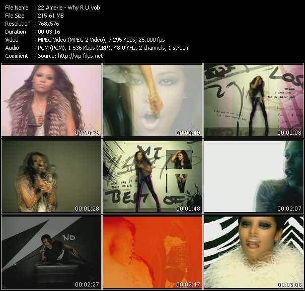 video Why R U screen