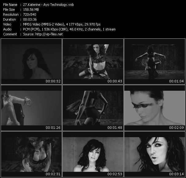 video Ayo Technology screen