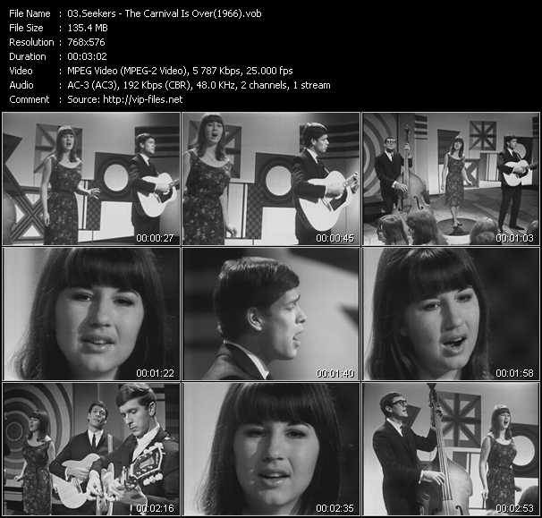 video The Carnival Is Over (From Top Of The Pops 1966) screen
