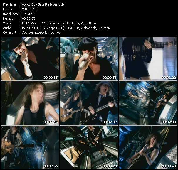 video Satellite Blues screen