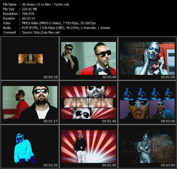 download Grasu xxl cu Alex « Turnin » video vob