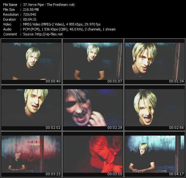 video The Freshmen screen