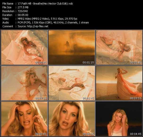 video Breathe (Hex Hector Club Edit) screen
