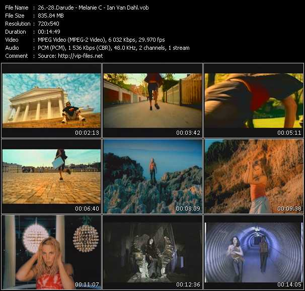 video Sandstorm (Original Edit) - I Turn To You (Hex Hector Club Edit) - Castles In The Sky (Peter Luts Remix Edit) screen