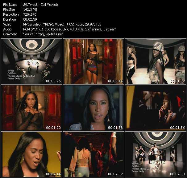 video Call Me screen