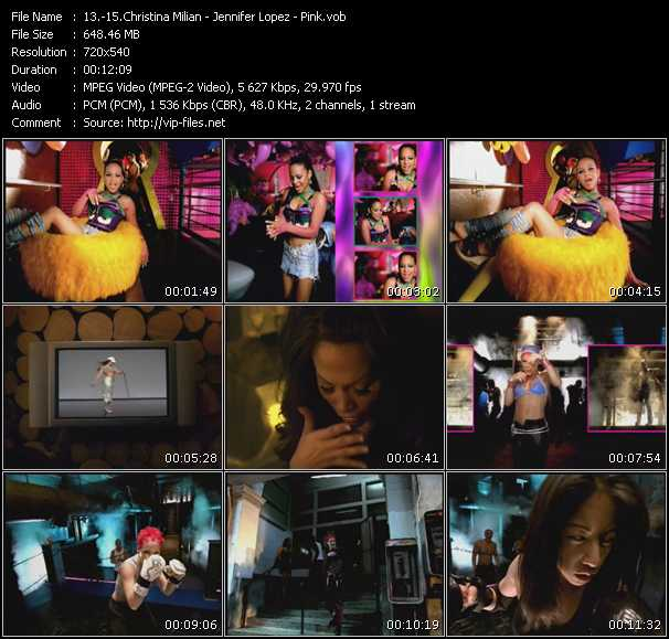 video AM To PM (Hex Hector Edit) - Get Right (Louis Vega Club Mix) - Most Girls (Skribble And Anthony Acid Club Edit) screen