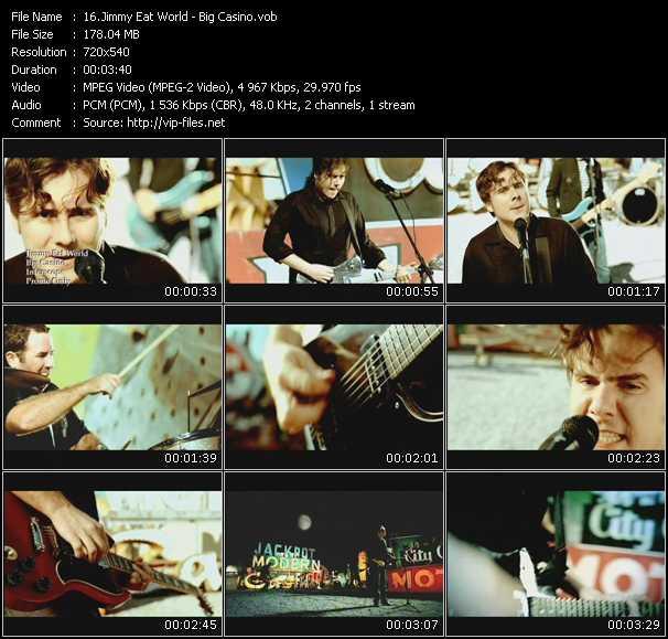 video Big Casino screen