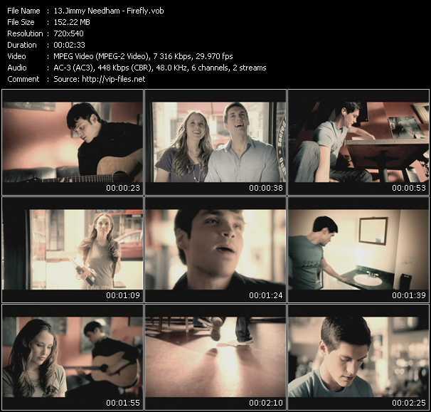 video Firefly screen