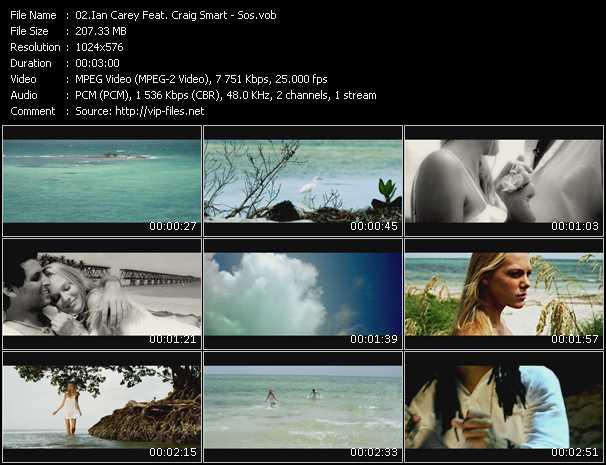 download Ian Carey Feat. Craig Smart « Sos » video vob