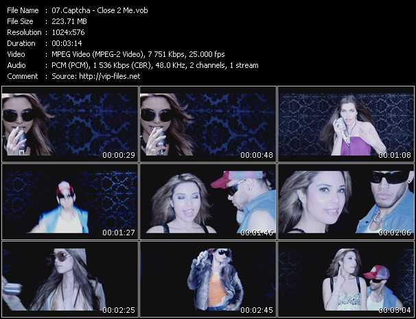 download Captcha « Close 2 Me » video vob