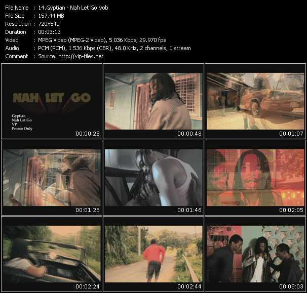 video Nah Let Go screen