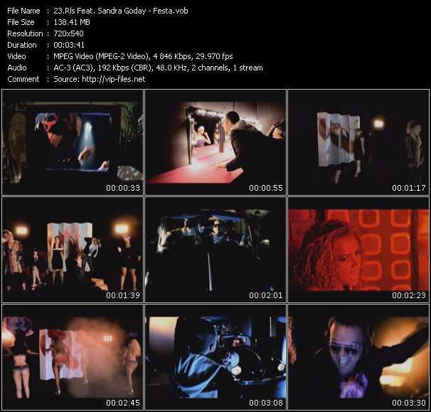 download Rls Feat. Sandra Godoy « Festa » video vob