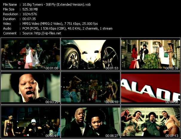 video Still Fly (Extended Version) screen
