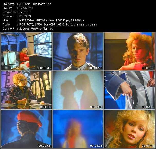 video The Metro screen