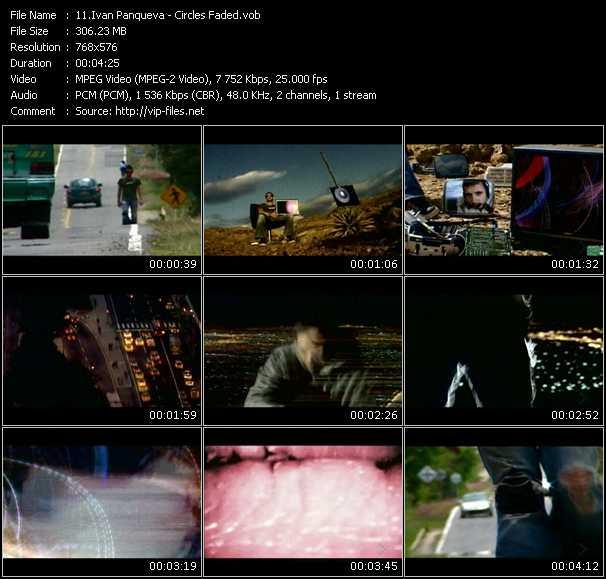 download Ivan Panqueva « Circles Faded » video vob