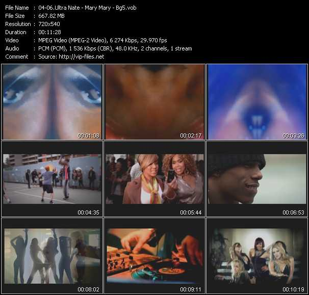 video Turn It Up (Original Version) - Walking (PO Dave Aude Intro Edit) - Scratch (PO Digital Dog Intro Edit) screen