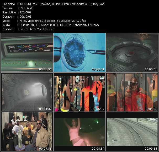 video Cross Eyed Sally - Apple Bottom - High Plains Drifter screen