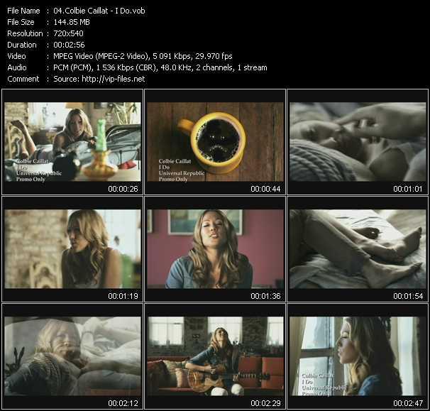 video I Do screen