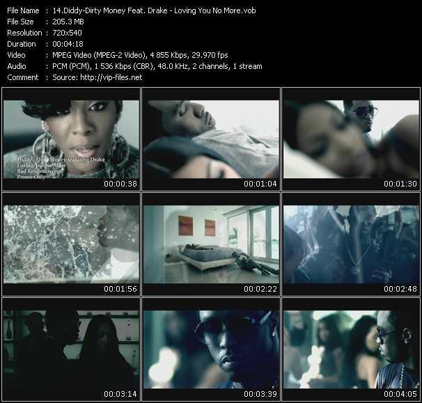 video Loving You No More screen