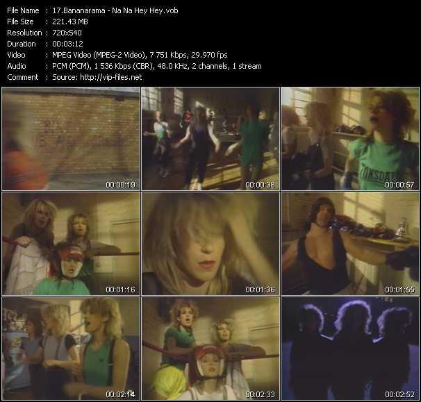 video Na Na Hey Hey screen
