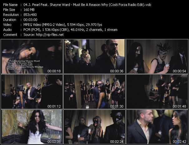 video Must Be A Reason Why (Costi Forza Radio Edit) screen