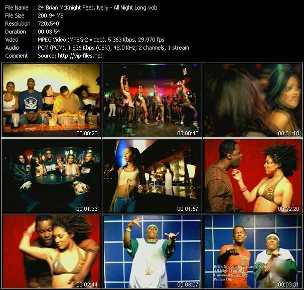video All Night Long screen