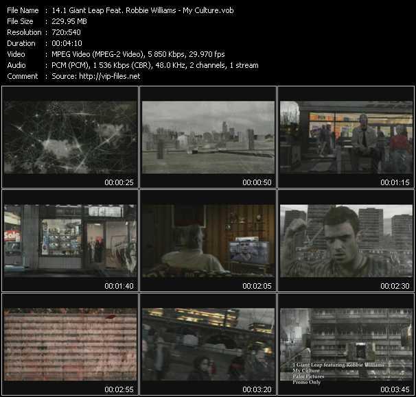 video My Culture screen