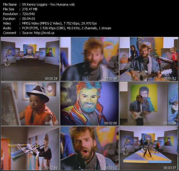 video Vox Humana screen