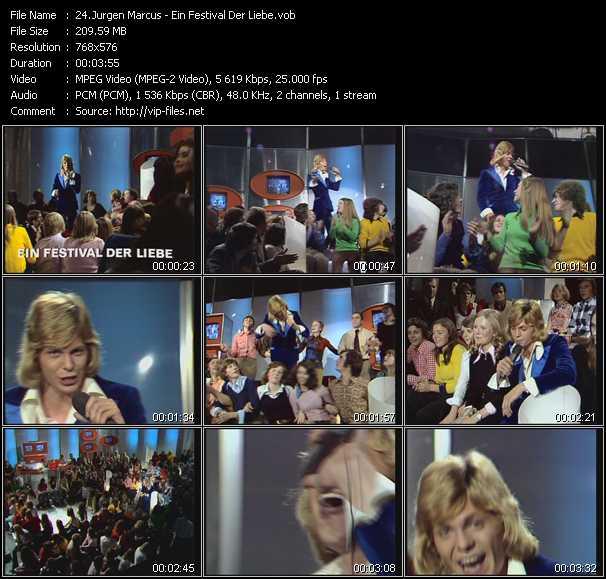video Ein Festival Der Liebe screen