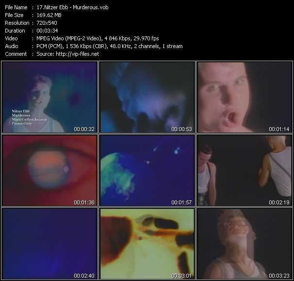video Murderous screen