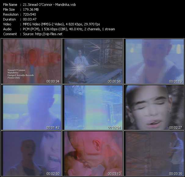 video Mandinka screen