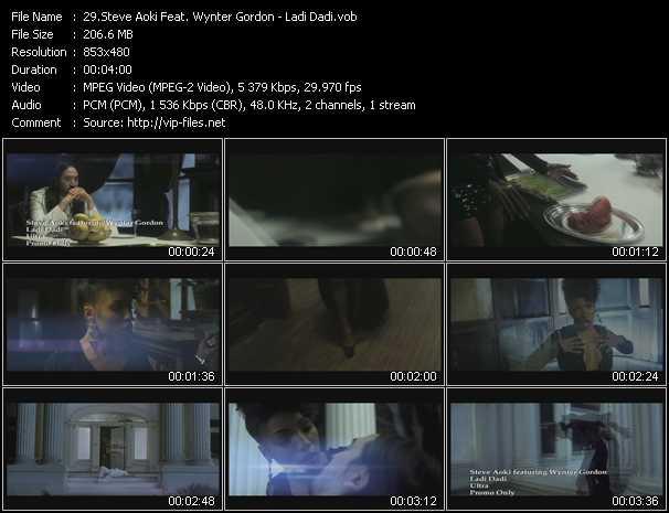 video Ladi Dadi screen