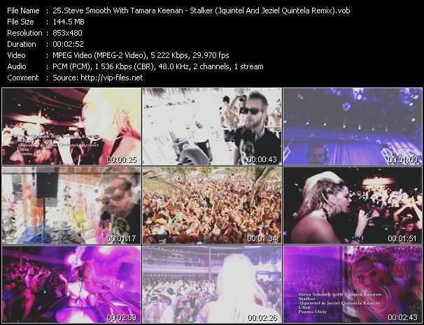 video Stalker (Jquintel And Jeziel Quintela Remix) screen
