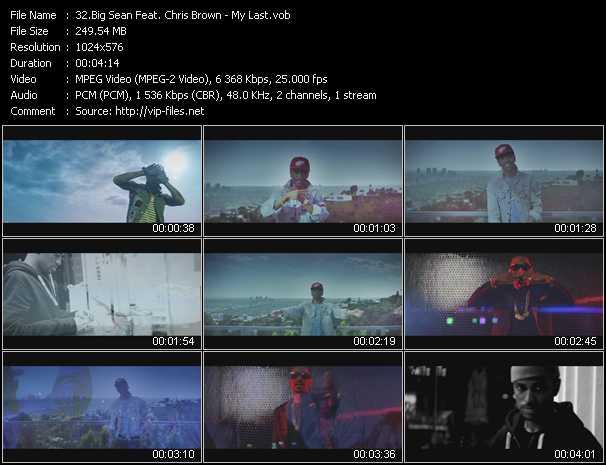 Big Sean ft Chris Brown- My Last Instrumental