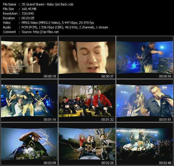 download Grand Skeem « Baby Got Back » video vob