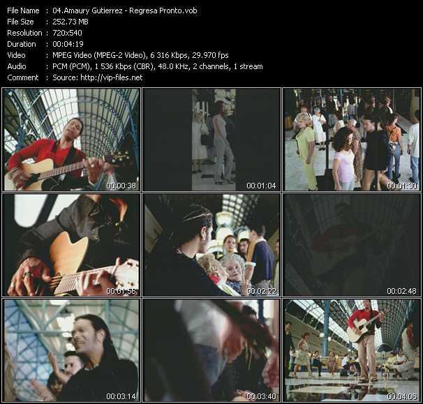 video Regresa Pronto screen