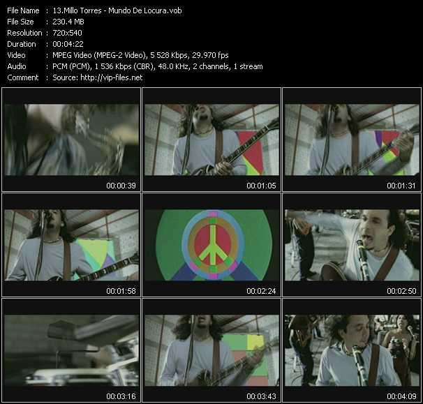 video Mundo De Locura screen
