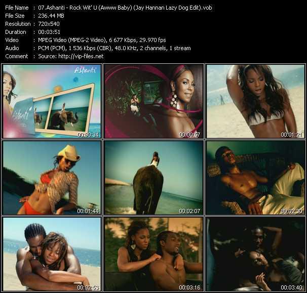 video Rock Wit' U (Awww Baby) (Jay Hannan Lazy Dog Edit) screen