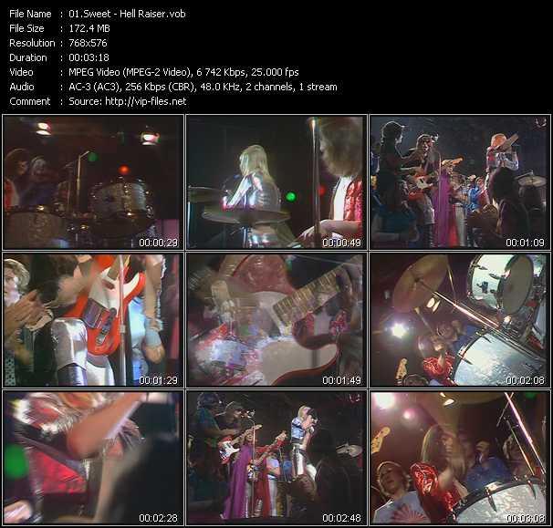 video Hell Raiser screen